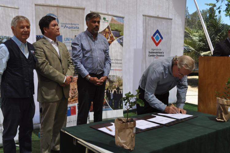 Alianza público-privada sumará 10 mil hectáreas de bosque nativo con manejo forestal sustentable