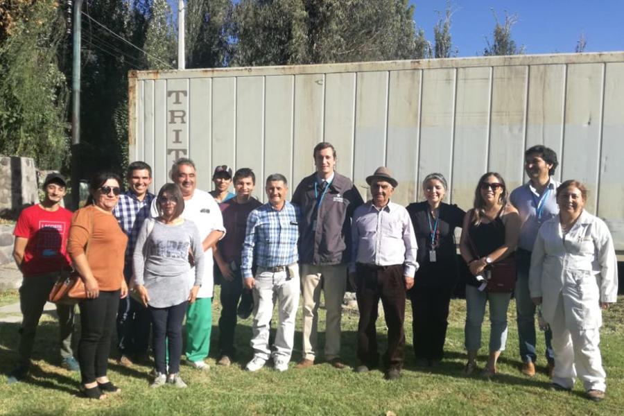 Agrupación Ganadera de San José de Maipo se capacita en el mercado de la carne para adoptar estrategias de producción sustentable