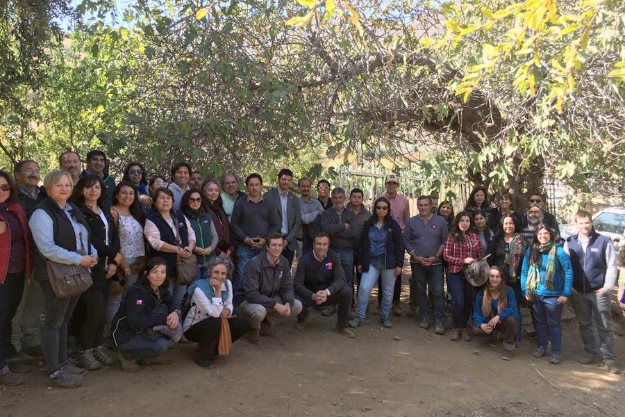 En el Día Internacional de La Tierra lanzan piloto de recuperación y manejo sustentable de suelos degradados