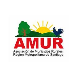 Logo AMUR Asociación de Municipios Rurales
