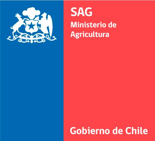 Logo SAG Ministerio de Agricultura