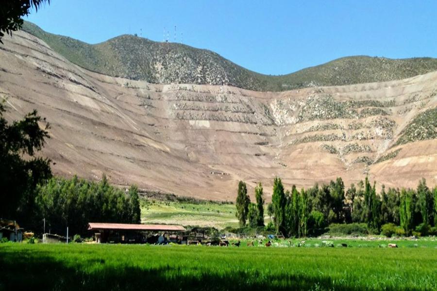 """""""Chile necesita respetar su base de recursos naturales para hacer sostenibles los medios de vida"""""""