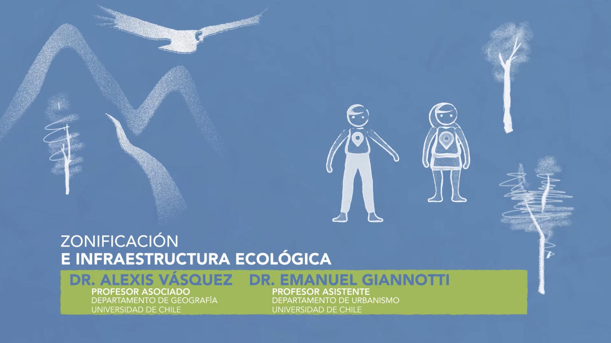 Zonificación e Infraestructura Ecológica – Alexis Vásquez y Emanuel Giannotti