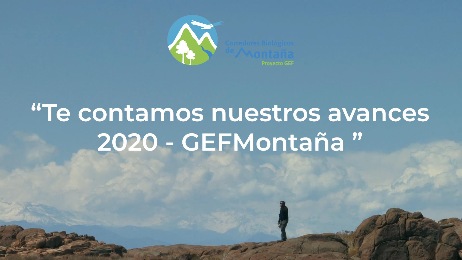 Avances 2020 GEF Montaña