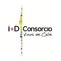 Logo I + D Vinos de Chile